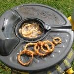 Blacktop 360 Grill-Fryer Onion Rings