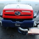 New England Patriots Tailgating Grill