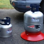 New England Patriots Grill Tanks