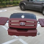 Texas A&M Tailgating Grill