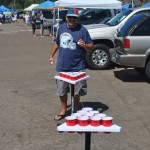 Justin Point Pong
