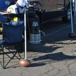 EZ Fan Feet Chargers Tailgate