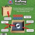 GoPong Washer Toss packaging Back
