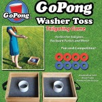 GoPong Washer Toss packaging Front