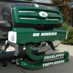 UNC Charlotte Tailgating Grill