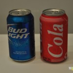 Kudu Cover Side by side with beer can