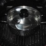 Steemee Wonder water on grill