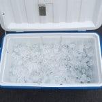 KoolerCap 20 lbs of ice