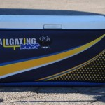 Rappz Tailgating Ideas custom cooler cover