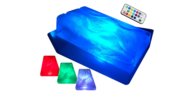 King Luge Booze luge Ice Mold Featured
