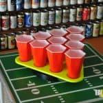 Hexa Cups Spin Pong
