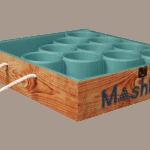 Mashball game box