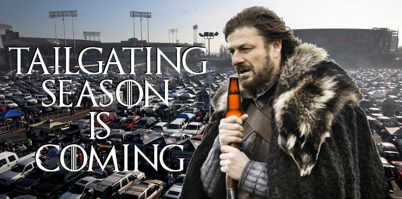 Game of Thrones Tailgating Ideas